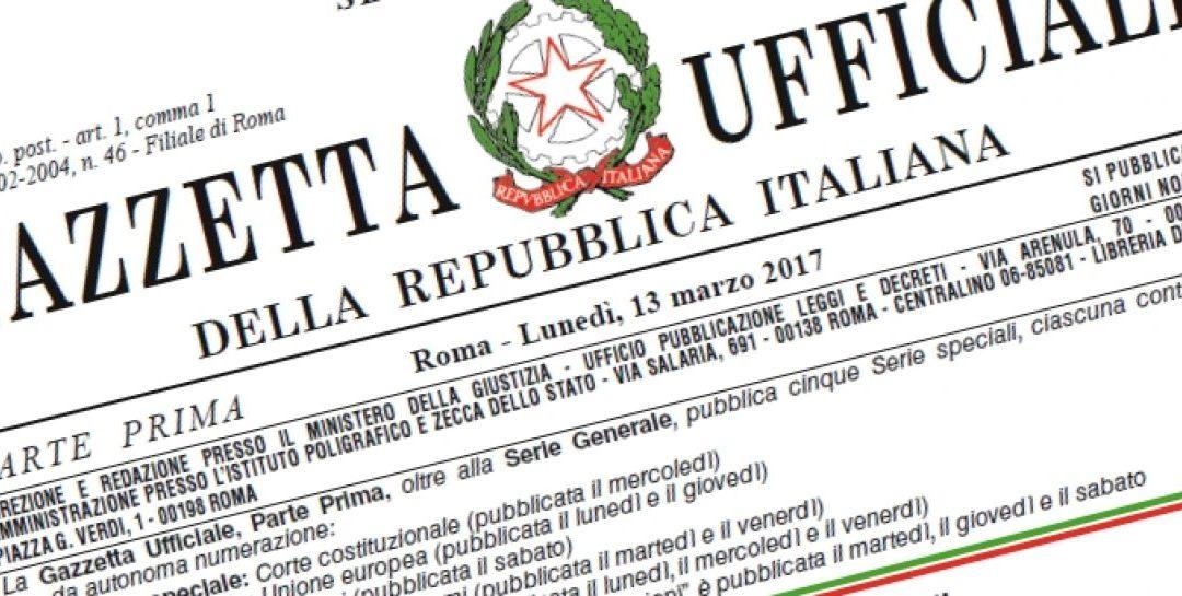 "DL17 marzo 2020 n. 18: decreto ""Cura Italia"""